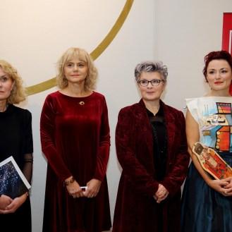 Arijana Koprčina, Vesna Ledić, Sanja Bachrach Krištofić, Mirna Sporiš i Mario Krištofić