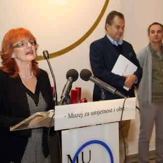 Vesna Kusin, Miroslav Gašparović i Matko Vekić
