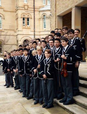 Zbor dječaka Newington Collega (Sydney, Stanmore)
