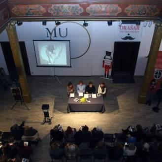 Promocija knjige Keramika i suvremena umjetnost, atrij Muzeja za umjetnost i obrt