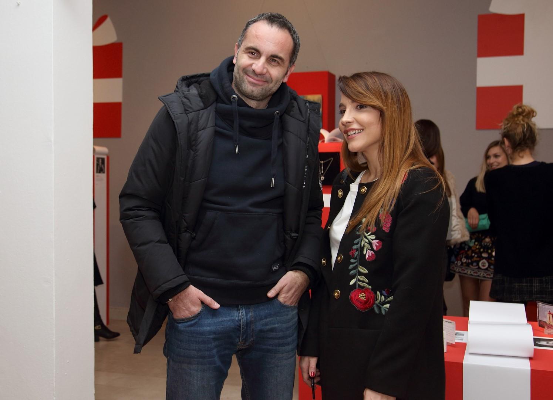Joško Lokas i Marijana Batinić (snimio: Vedran Benović)