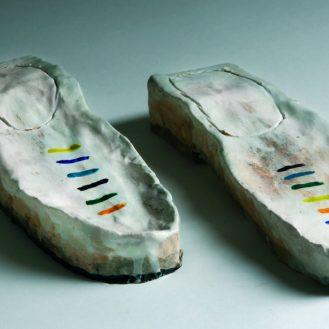 Bane Milenković, Salon cipela (snimio: Srećko Budek)