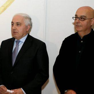 Veleposlanik Cianfarani, Paolo Cortopassi kolekcionar
