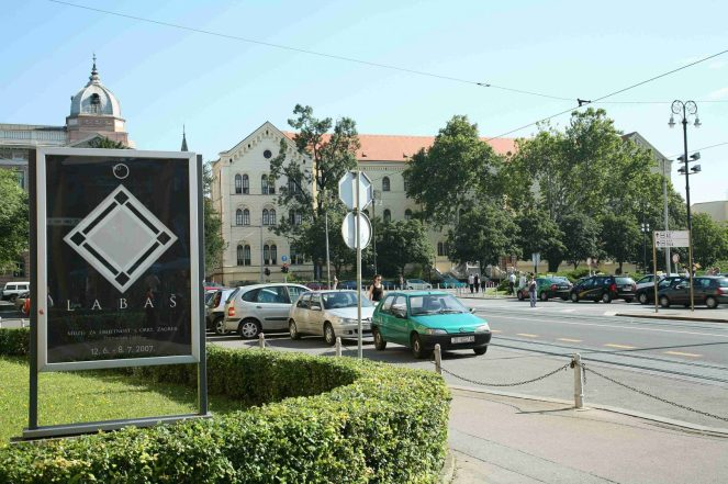 Izložba Jure Labaš: objekti, skulpture, slike u Muzeju za umjetnost i obrt, 2007