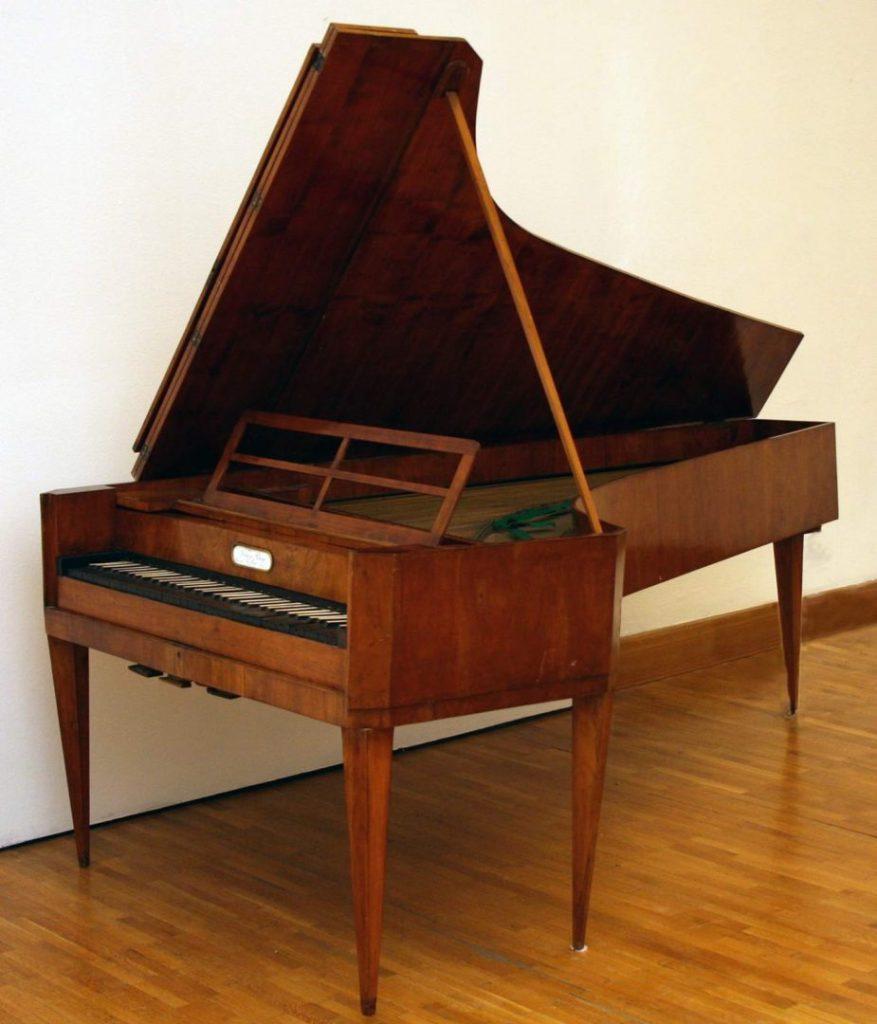 Fortepiano / MUO 7566 / oko 1810.