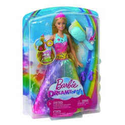 Barbie Brush & Sparkle prinsessa Dreamtopia