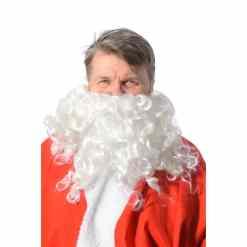 Joulupukin parta tuuhea