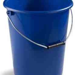 Ämpäri 12 L tumman sininen Np metallisanka