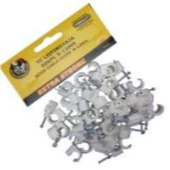 Johtokiinnike 8-12 mm, 50 kpl