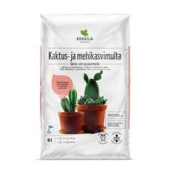 Multa kaktus / mehikasvi 6 L Kekkilä
