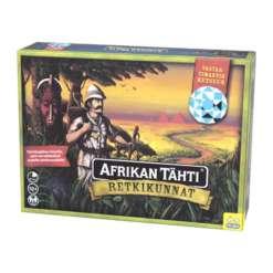 Afrikan Tähti retkikunnat -lisäosa