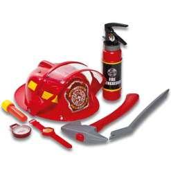 Palomiehen varusteet