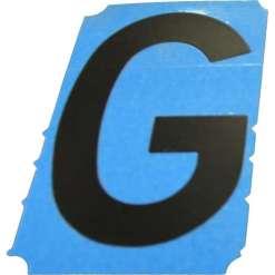 Tarrakirjain G korkeus 25 mm