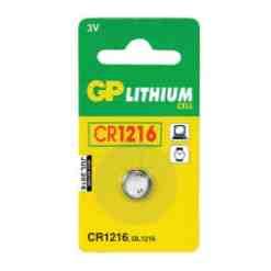 Nappiparisto GP CR1216 3V
