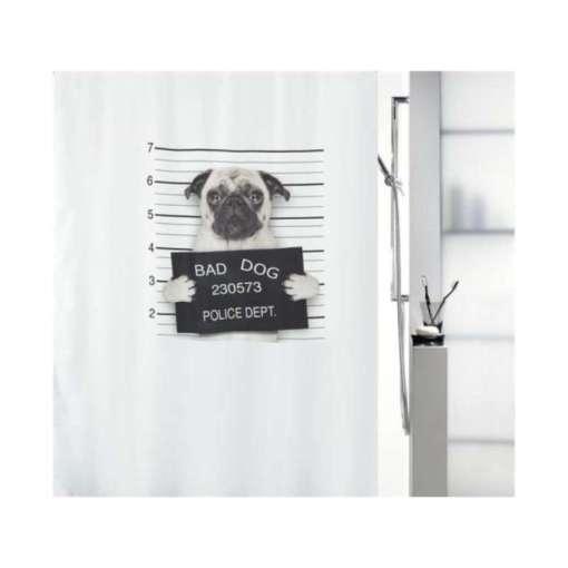 Suihkuverho 180 x 200 cm Bad Dog Spirella