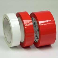 Pakkausteippi punainen 50 mm x 66 m
