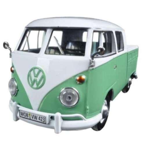 Volkswagen Type 2 Pickup 1:24 eri värejä