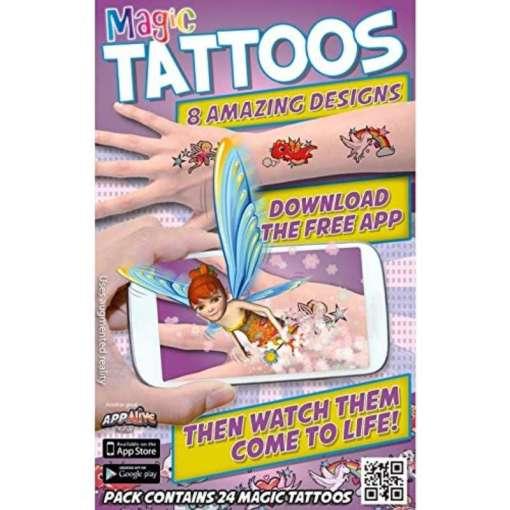 Tatuointi Magic keiju