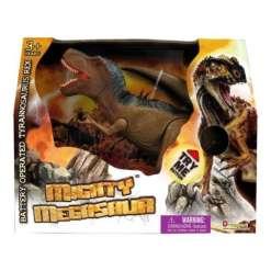Dino T-Rex kävelevä ja karjuva