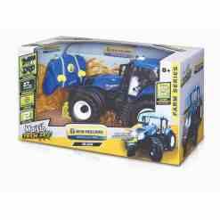 Maisto R/C traktori 27 Mhz New Holland