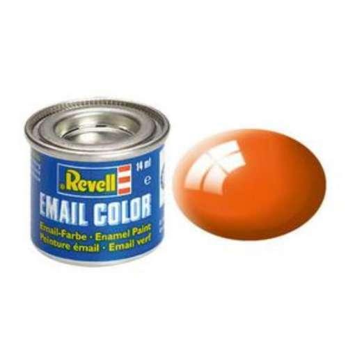 Maali oranssi kiilto Revell