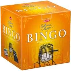 Bingo lautapeli Tactic