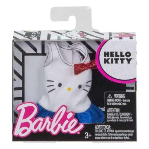 Barbie toppi Hello Kitty valkoinen