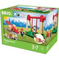 Brio World leikkipuisto 33948 V