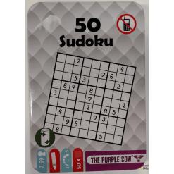 50 Series sudokut