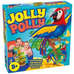 Jolly Polly Tasapainopeli Tactic