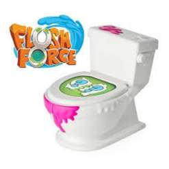 Flush Force 2 hahmoa