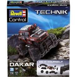 Revell Dakar, kasaa itse R/C-auto 24712