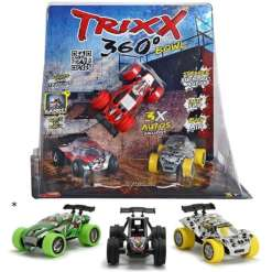 Trixx 360 -auto 3 kpl ja ramppi