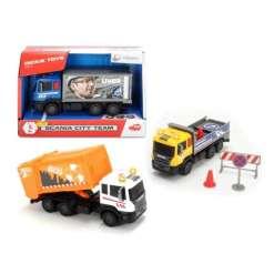 Kuorma-auto Scania City, Dickie, erilaisia