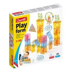 Quercetti Play Form laatat, 60 osaa