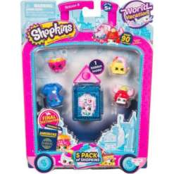 Shopkins 5 hahmoa World Vacation