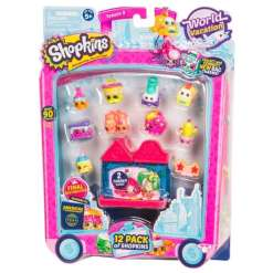 Shopkins 12 hahmoa World Vacation