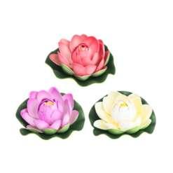 Lumme/Lotus kelluva kukka 10 cm