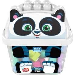 Mega Bloks palikat panda 25 kpl