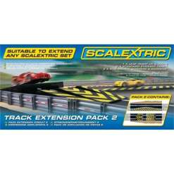 Scalextric lisäpaketti 2