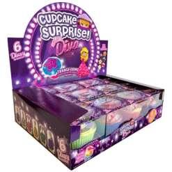 Cupcake Surprise Diva lajitelma