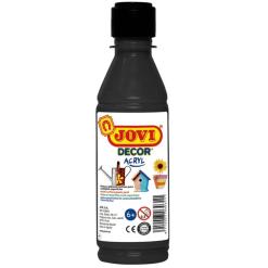 Akryyliväri Jovi 250 ml musta