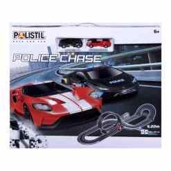 Autorata Polistil Police Chase 5.22 m