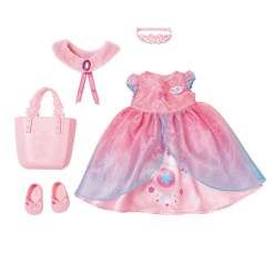 Baby Born Boutique prinsessa asu