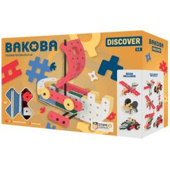 Bakoba Discover rakennussarja 38 osaa