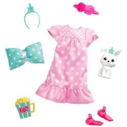 Barbie asu & lemmikki pupu
