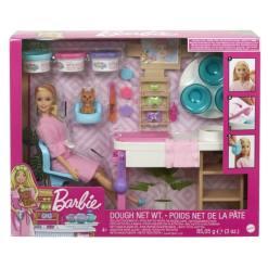 Barbie & kauneushoitola