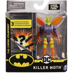 Batman hahmo 10 cm Killer Moth