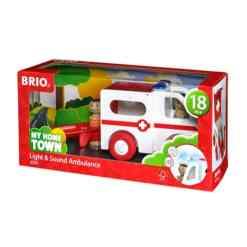 Brio Ambulanssi 30381 puulelu