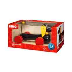 Brio mäyräkoira 30332 puulelu